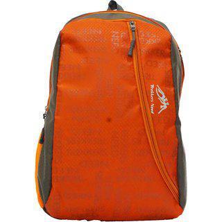 Trekkers Need Branding Bag 30 L Laptop Backpack(orange)