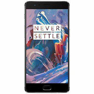 One Plus 3 64 Gb 6 Gb Ram Refurbished Mobile Phone