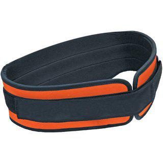 Hipkoo Durable Gym Belt ( 4 Inch Height ) Waist Support Size - Small