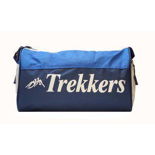 Trekkers Need Heigh Fashion Gym Bag Gym Bag(blue)
