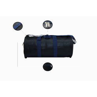 Proera Unisex 10 Litres Navy Blue Duffel/gym/ Travelling Bag