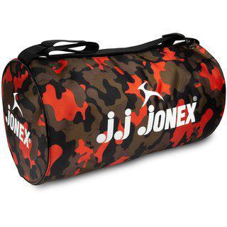 Jonex Thunder Force Gym Bag (hs) Orange