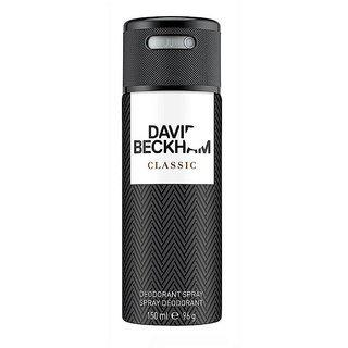David Beckham Classic Black Deodorant 150ml