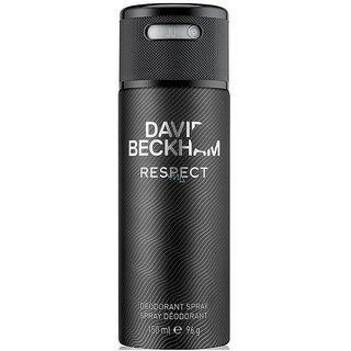 David Beckham David Beckham Respect Deodorant Spray (New) 150ml, 150 ml