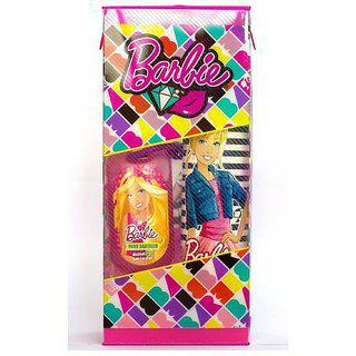 Barbie Deodorant 150ml And Hand Sanitizer 50ml Gift Set