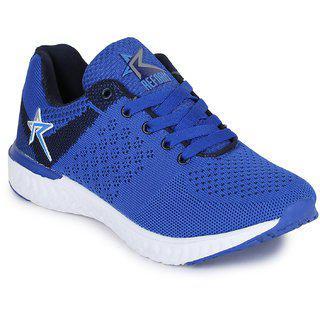 Refoam Women's R.blue Flyknit Running Sport Shoes