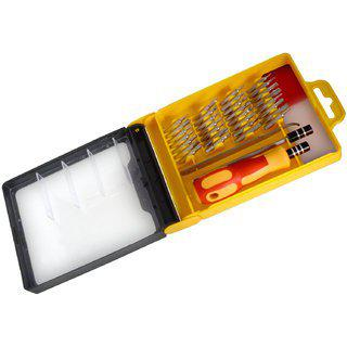 2 Pieces Mini 31-in-1 Toolkit Magnetic Screwdriver Set -10