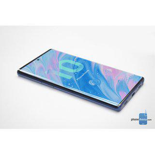 Samsung Galaxy Note10 256gb 8gb Ram Aura Red Unboxed Mobile Phone