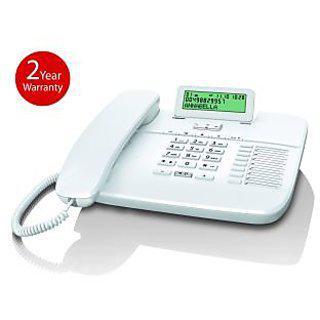 Gigaset Da710 Corded Landline Phone (white)