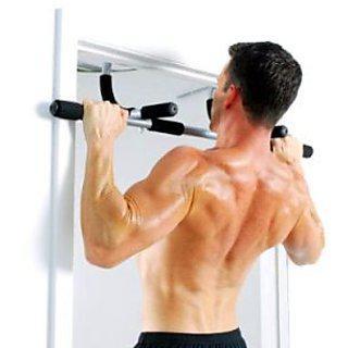 Iron Gym Total Body Workout Muliple Bar