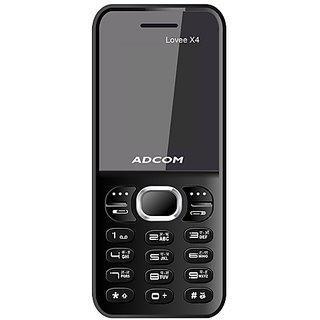 Adcom X4 (lovee) Dual Sim Mobile-blue