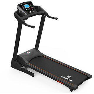 Kamachi Branded Motorized Treadmill Jogger - 999 With Motor 2.75 Hp Peak