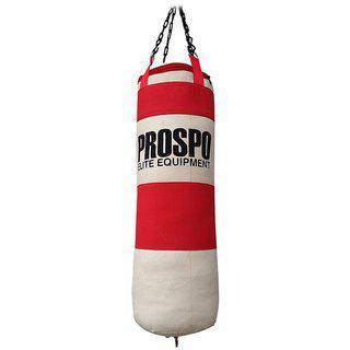 Prospo Canvas Punching Bag Unfilled