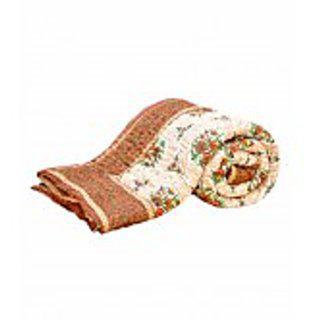 Krg Enterprises Razai Jaipuri Razai Blanket Jaipuri Quilt Double Bed Quilt