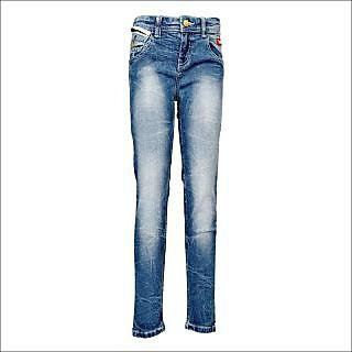 Tales & Stories Sparkle Pocket Detail Jeans (8-14)