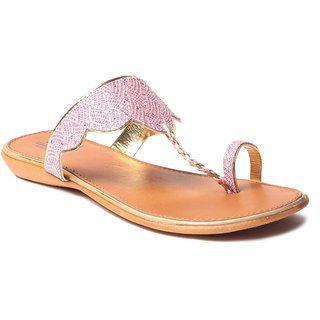 Msc Women Pink Sandals