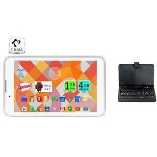 Ikall Ik1 With Keyboard (7 Inch 4 Gb Wi-fi plus 3g Calling)