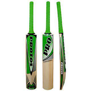 Kashmir Willow Protos Cricket Bat Typhon..!! Season Cricket Bat Branded