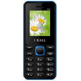 Ikall K66 Blackblue 1.8 Inchdual Sim Made In India