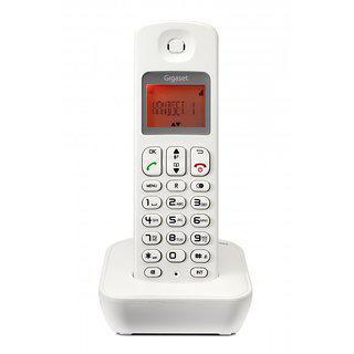 Gigaset A100 White Cordless Landline Phone