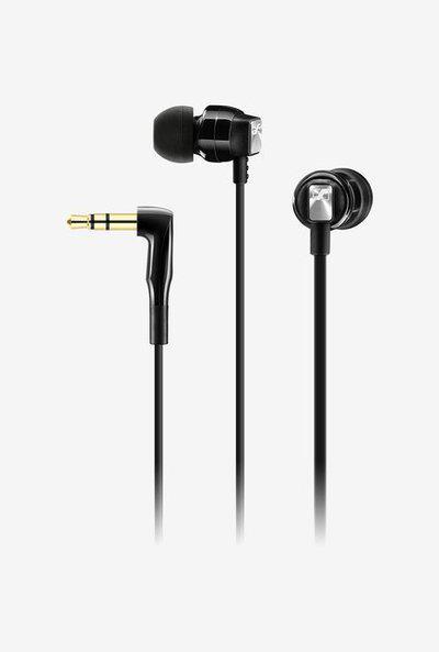 Sennheiser CX 300 Black In the Ear Headphone Black