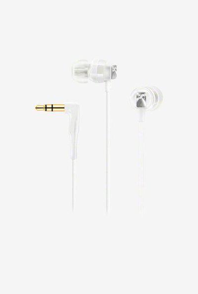 Sennheiser CX 300 White In the Ear Headphone White