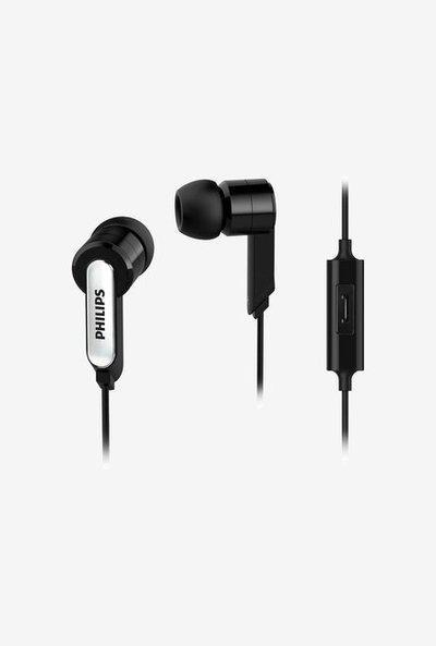 Philips SHE1405BK In the Ear Headphone Black