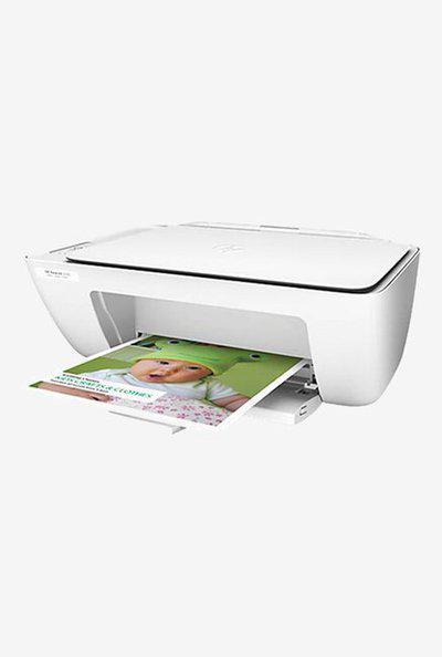 HP DeskJet 2131 All-in-One Printer White