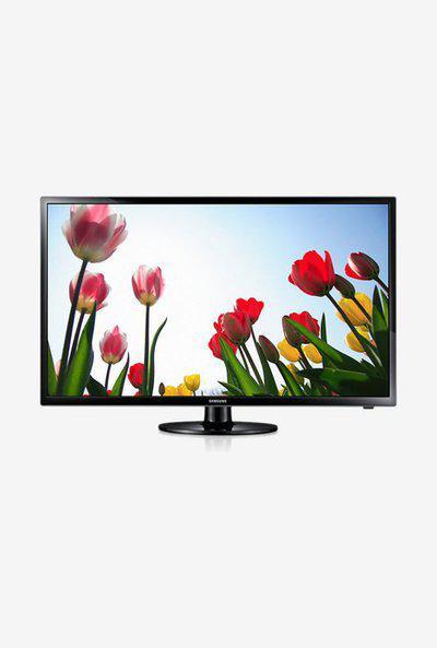Samsung 24H4003 59.8Cm (24 Inch) HD Ready Flat LED TV Black