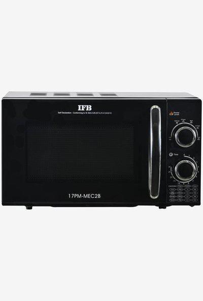 IFB 17 L Solo Microwave Oven 17PMMEC2B Black
