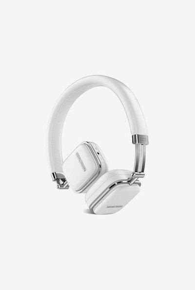 Harman Kardon Soho wireless On the Ear Headphone (White)