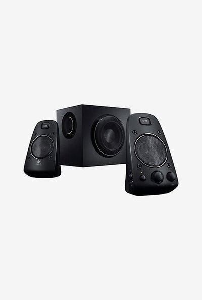 Logitech Z623 Speaker System Black
