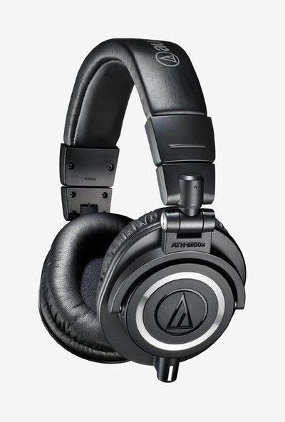 Audio-Technica ATH-M50x Headphones Black