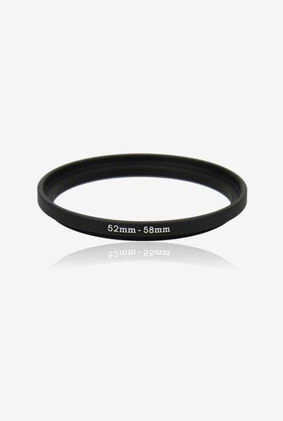 JJC SU 52-58 Step-Up Ring Black
