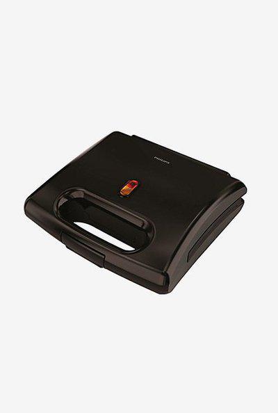 Philips HD2388/00 Sandwich Maker (Black)