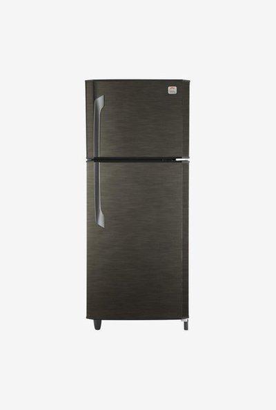 Godrej 231 L Frost Free Double Door Refrigerator (Silver Strokes, RT EON 231 C 2.4)