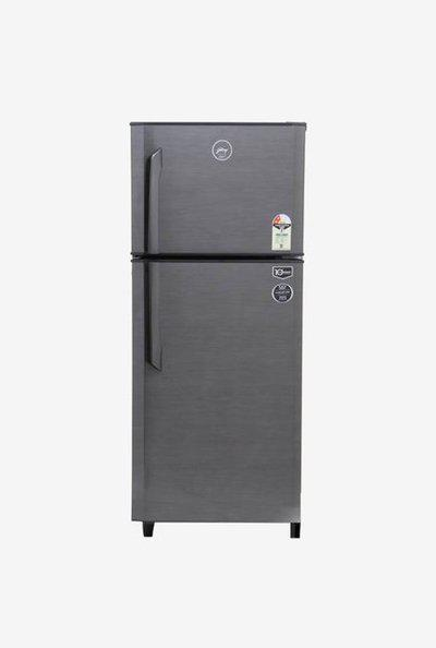 Godrej 240 L Frost Free Double Door Refrigerator (Silver Strokes, RT EON 240 C 2.4)