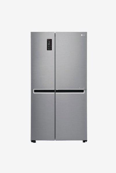 LG GC-B247SLUV 687 L Frost Free Refrigerator (Shiny Steel)