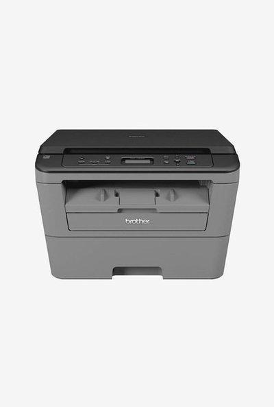 Brother DCP-L2520D Multi-Function Laser Printer (Black/Grey)