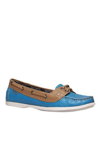 Hush Puppies Women Blue Casual Shoes