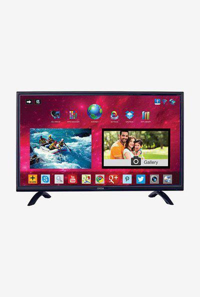Onida 80 cm (31.5 Inches) Smart HD Ready LED TV 32HIB/32HIE (Black)