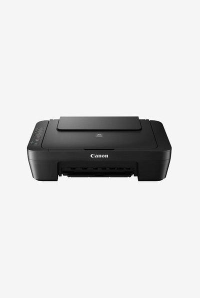 Canon Pixma MG3070S Multi-Function Inkjet Printer (Black)