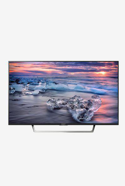 Sony 108 cm (43 Inches) Smart Full HD LED TV KLV-43W772E (Black)