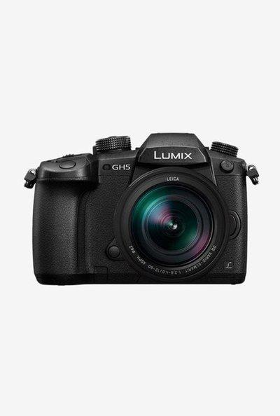 Panasonic Lumix DC-GH5GA 20.3 MP (12-60mm Lens) DSLR Camera