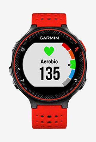 Garmin Forerunner 235 Smart Watch (Red)