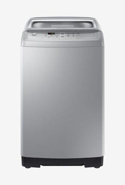 Samsung 6Kg Fully Automatic Top Load Washing Machine(WA60M4100HY/TL,Silver)
