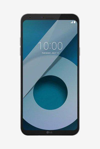 LG Q6 Plus 64GB Platinum 4GB RAM Dual SIM 4G