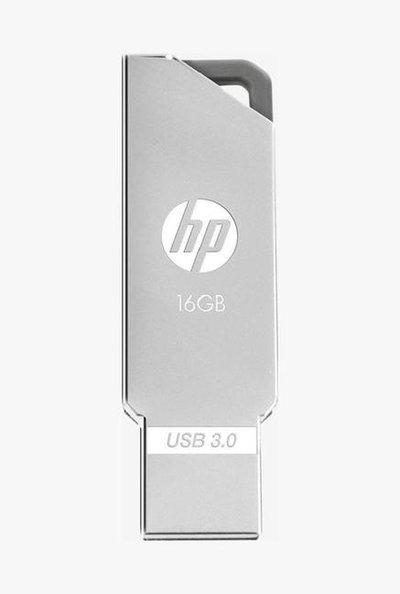 HP USB 3.1 FLASH DRIVE 16GB x740W 16 GB Pen Drive Silver