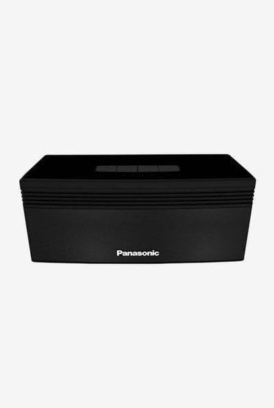 Panasonic SC-NA5GW-K Portable Bluetooth Speaker (Black)
