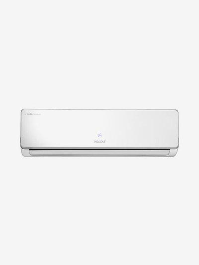 Voltas 1.5 Ton Inverter 4 Star Copper (BEE Rating 2018) 184V SZS Split AC (White)